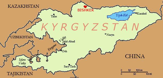 Kyrgyzstan singles dating